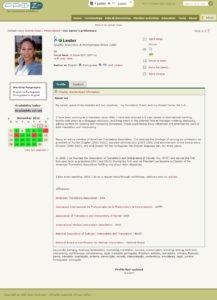 ProZ Profile