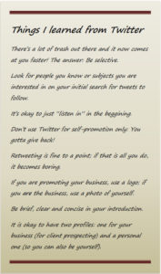 Twitter Box