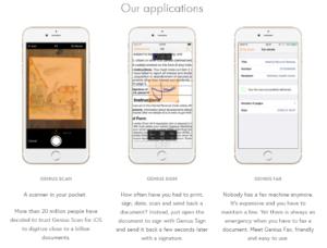 Genius apps