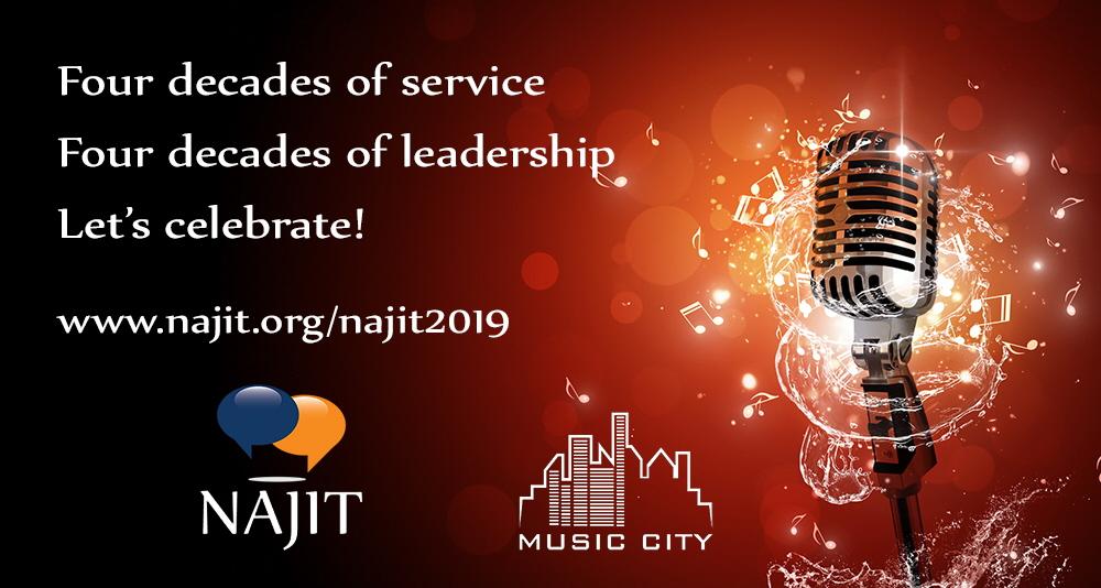 NAJIT's Conference promo