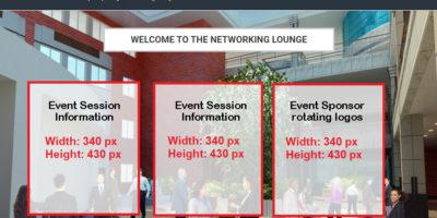 NAJIT Networking Lounge Specs